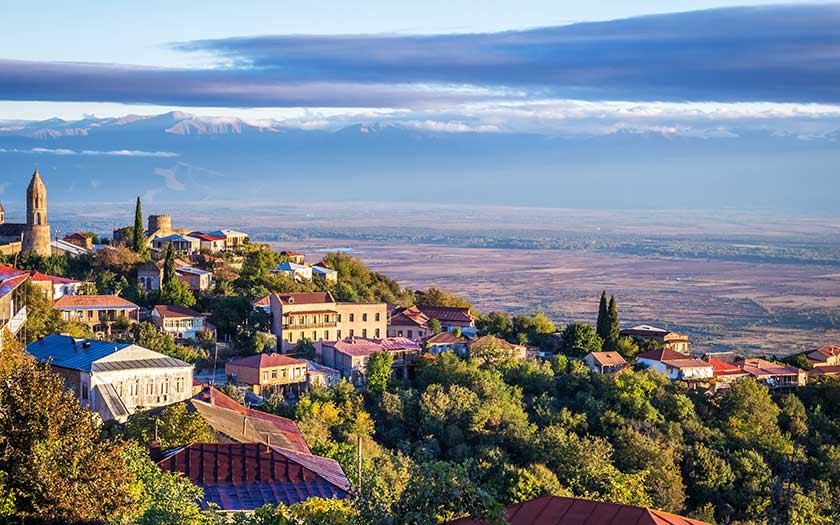 Kakheti - the birthplace of wine and hospitality (from Tbilisi)